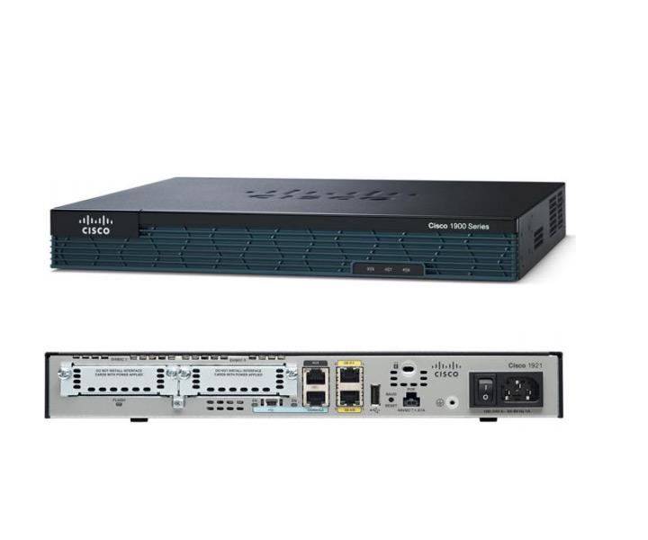 Cisco CISCO1921//K9 C1921 Modular Router