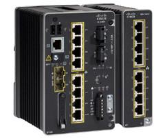 Cisco IE-3400-8T2S-E DIN-Rail Industrial Ethernet Switch
