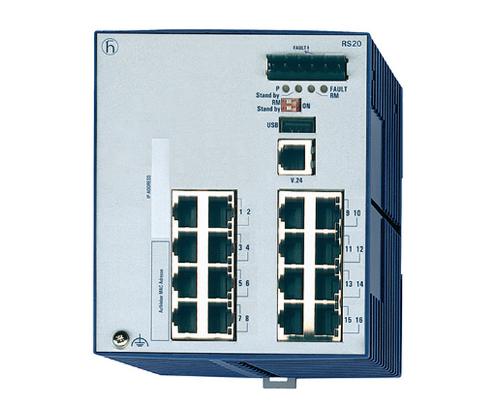 Hirschmann RS20-1600T1T1SDAE Managed 16-port switch