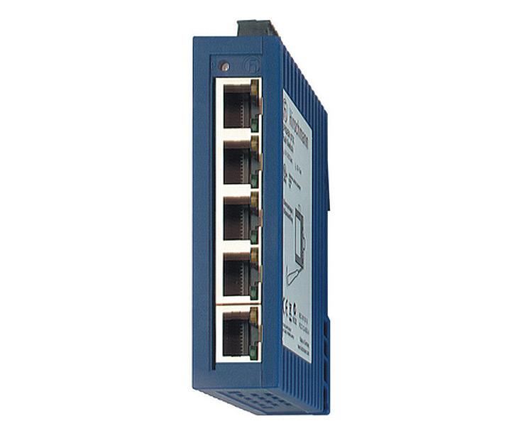 New Hirschmann Spider 5TX Entry Level Industrial ETHERNET Rail Switch 5-P 24V DC