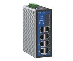 Moxa Eds P308 Series Industrial Poe Ethernet Switches