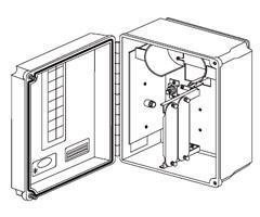 Corning Patch Panel Enclosure Part Number Edc 02p Nh