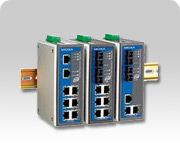 Managed Industrial Switches