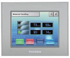 Pro-Face GP4301Tseries Color TFT Touchscreen Operator