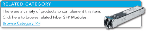 Fiber SFP Modules Related Category