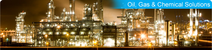 Oil, Gas & Chemical IT Services