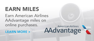 Earn Miles from INS